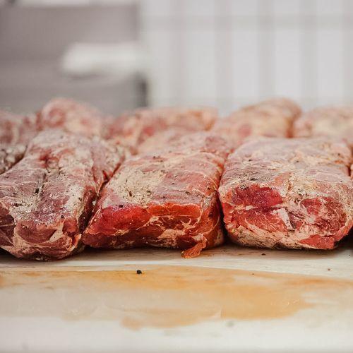 Santoro meat selection
